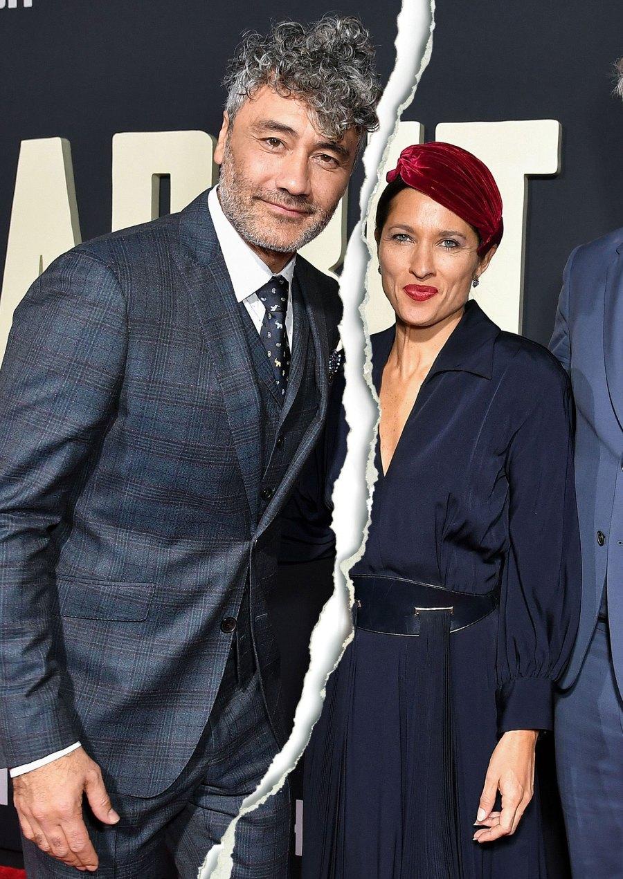 Taika Waititi and Chelsea Cohen Split