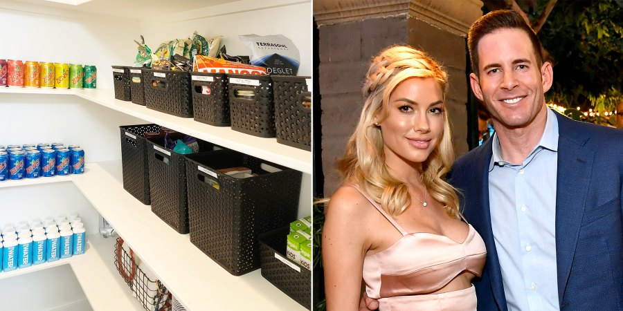 Tarek-El-Moussa-and-Heather-Rae-Young-done-and-done-home-pantry