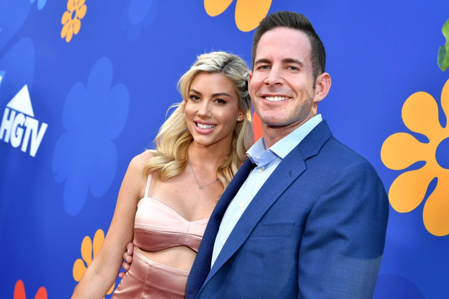 Tarek El Moussa on the Most Romantic Thing He Did for Heather Rae Young
