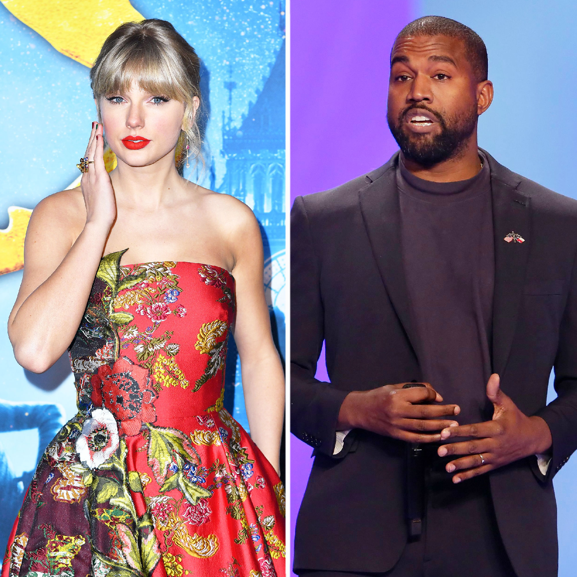 Taylor Swift And Kanye West S Unedited Famous Phone Conversation Leaked