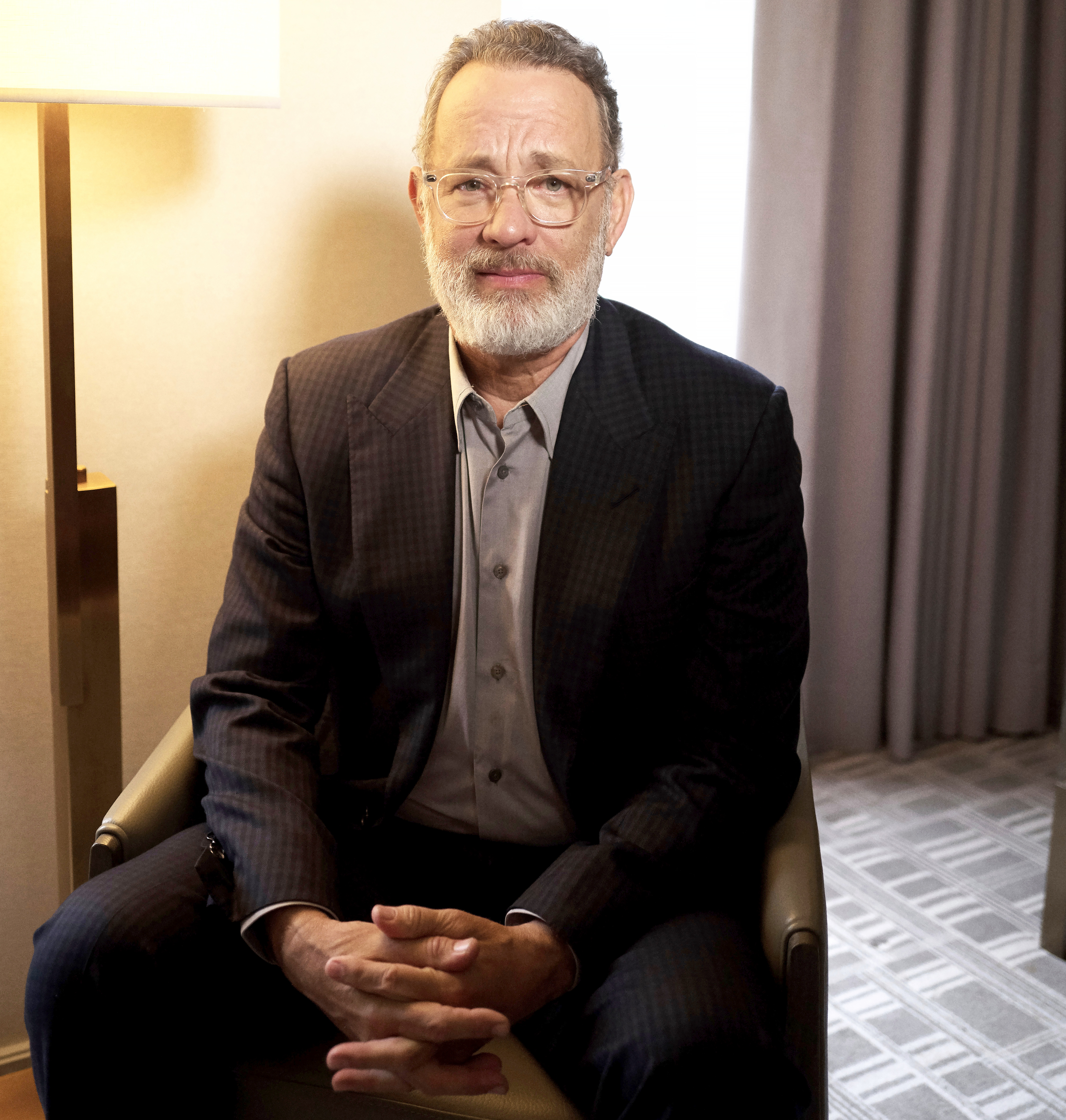 Tom Hanks Is Not Great But Still OK Amid Coronavirus Battle