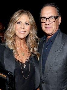 Tom Hanks Rita Wilson Leave Hospital After Coronavirus Confirmation