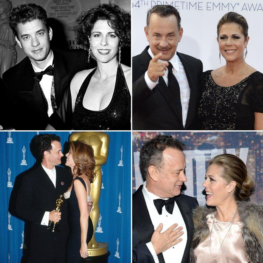 Tom Hanks and Rita Wilson's Relationship Timeline