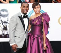 Tommicus Walker and LeToya Luckett attend the NAACP Image Awards LeToya Luckett Is Pregnant With Second Child