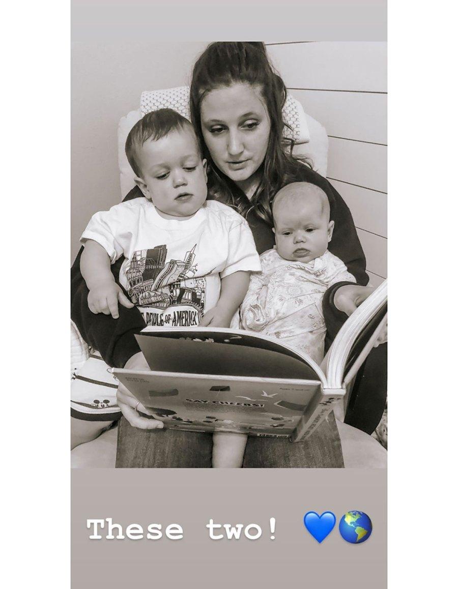 Tori Roloff's Family Album
