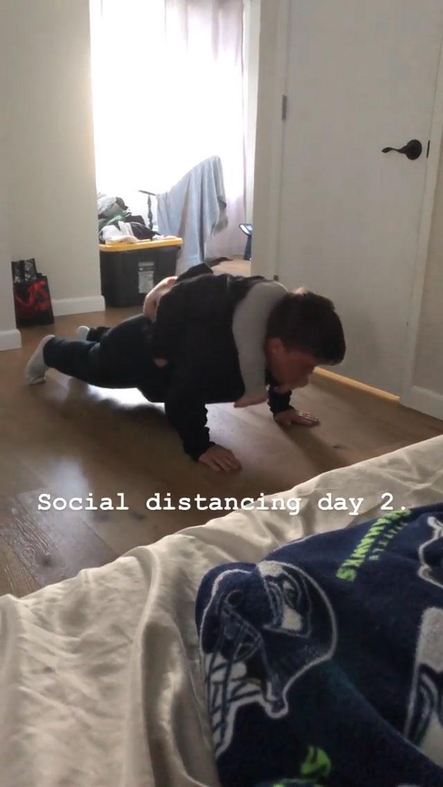 Tori Roloff Instagram Social Distancing