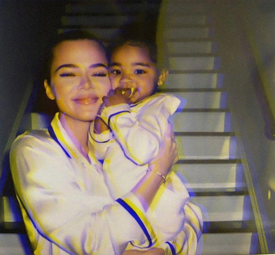 rue Thompson Khloe Kardashian Daughter Baby Album