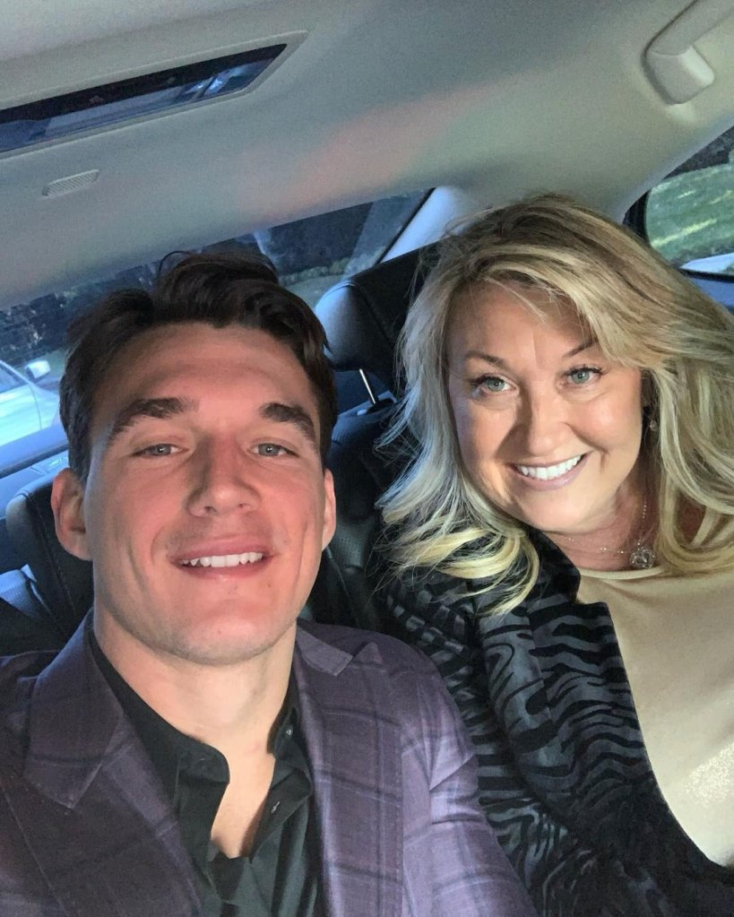 Tyler Cameron Breaks His Silence After Mom Andrea Cameron's Unexpected Death