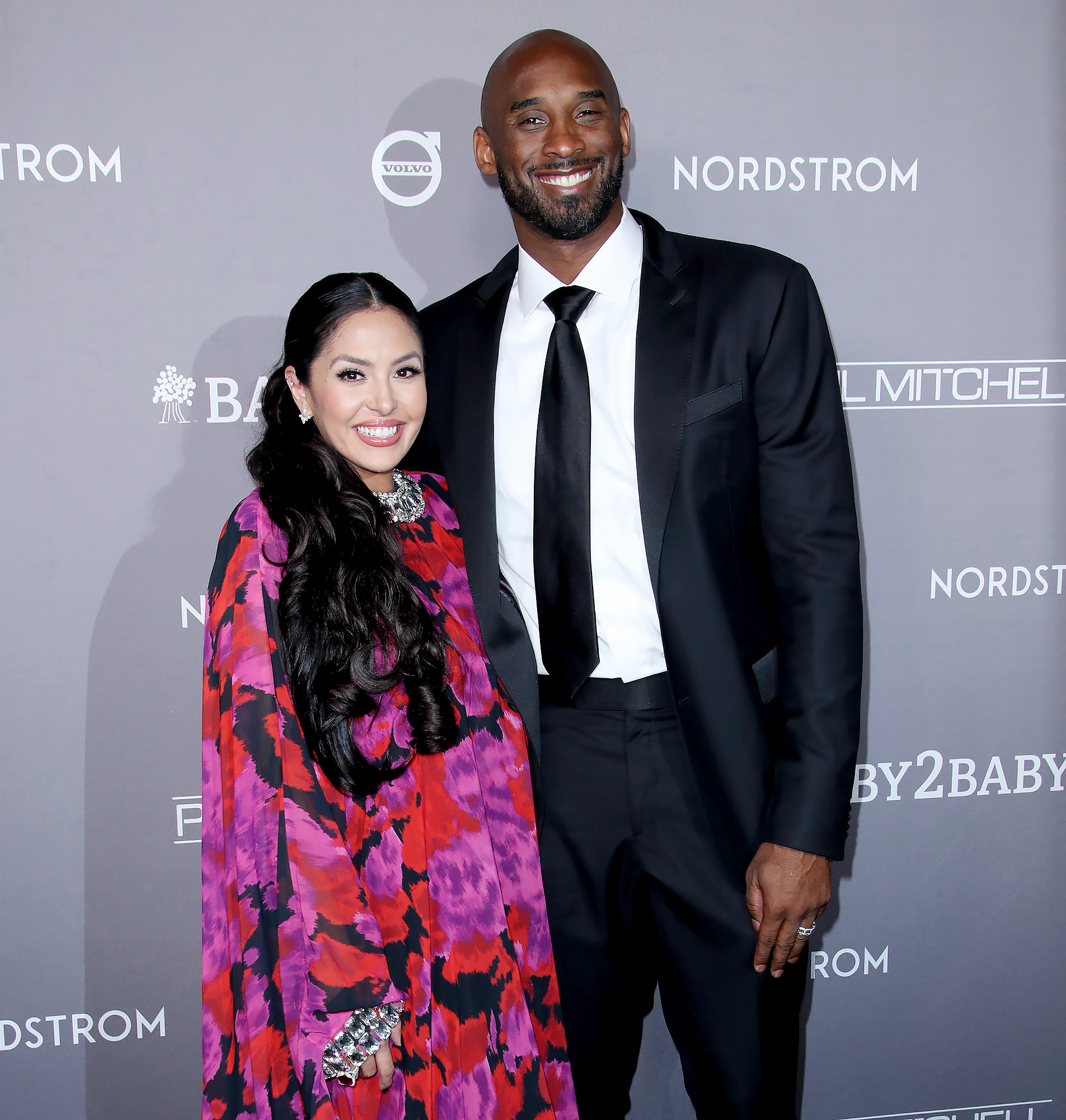 Vanessa Bryant Requests to Add Youngest Daughter Capri to Kobe Bryant's Trust