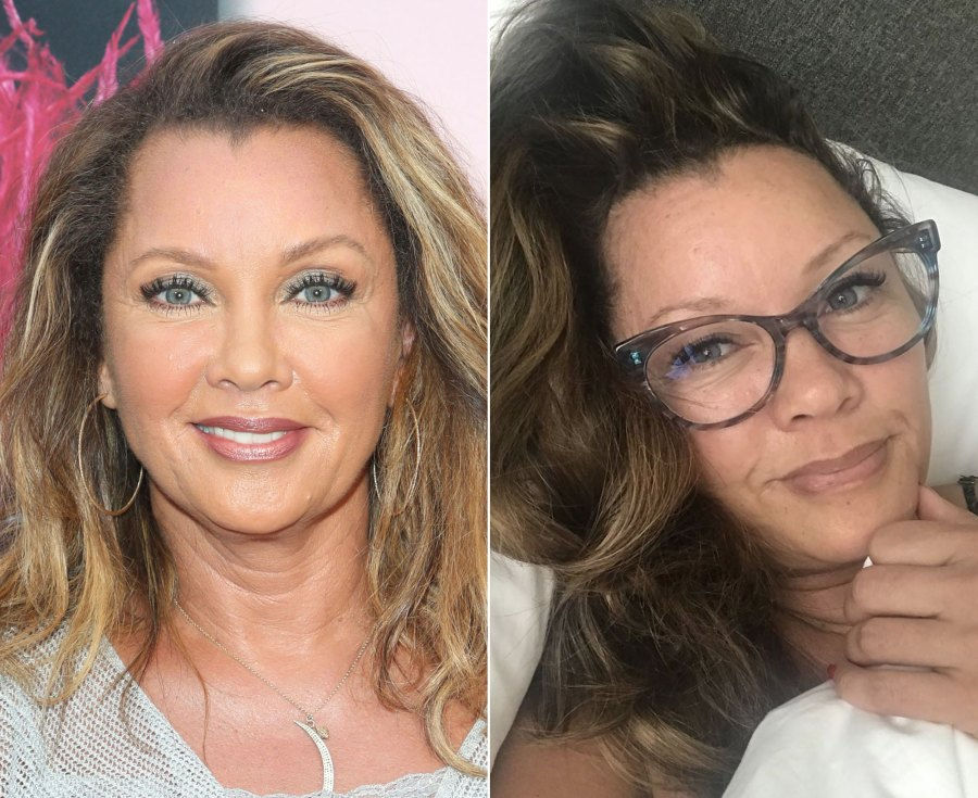 Vanessa Williams, 57, Looks Fresh-Faced in a Makeup-Free Selfie