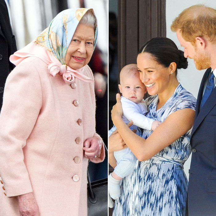 What Queen Elizabeth Is Gifting Great-Grandson Archie for His First Birthday