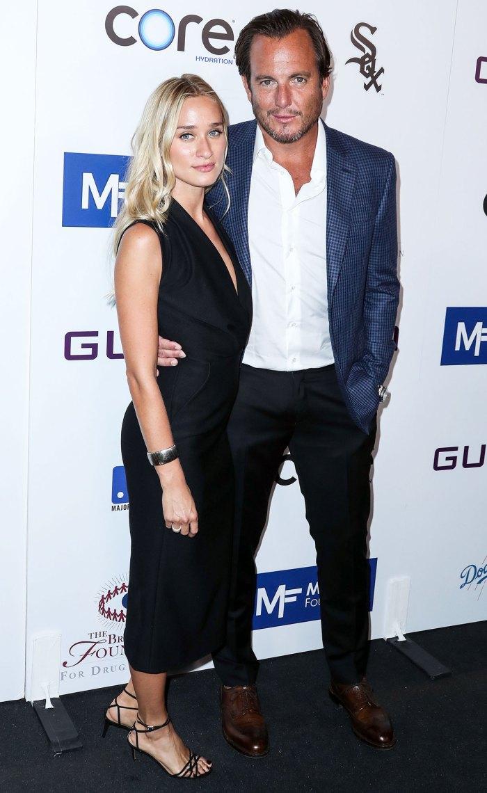 Will Arnett and Girlfriend Alessandra Brawn Welcome 1st Child Together