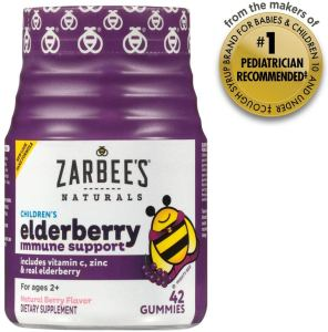 Zarbee's Naturals Children's Elderberry Immune Support
