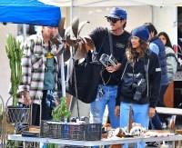 Zendaya, Jacob Elordi Get Goofy While on a Flea Market Date