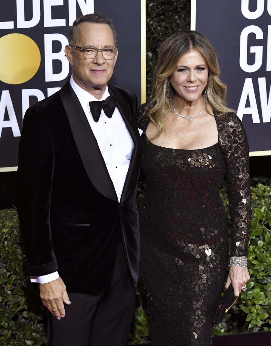 Tom Hanks and Rita Wilson Health Scares