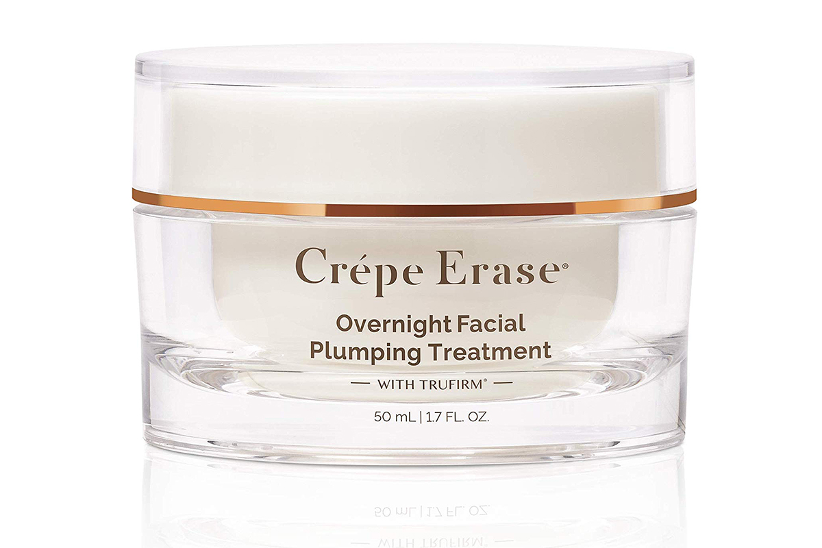 Crépe Erase Overnight Facial Plumping Treatment