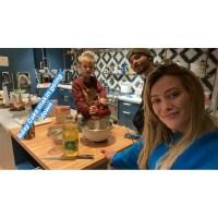 Hilary Duff Keeping Their Kids Busy While Self-Quarantining Amid Coronavirus