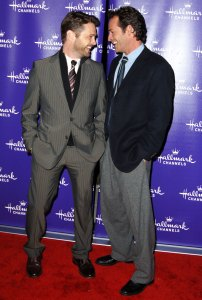 Jason Priestley and Luke Perry Tribute