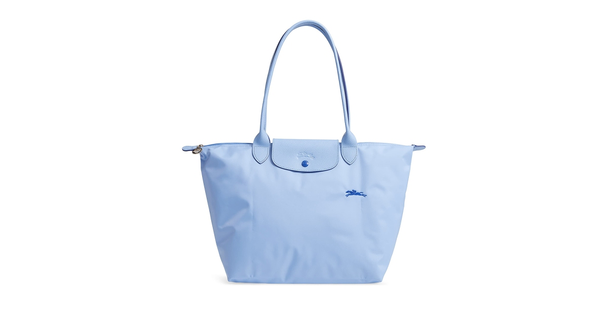 The Famous Longchamp Tote You've Always Wanted Is 40% Off