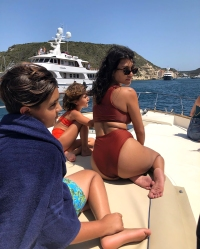 Mason Disick Through The Years France Trip On Boat