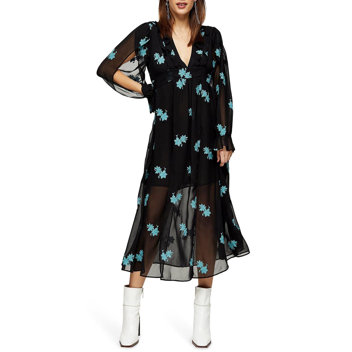 topshop-floral-dress