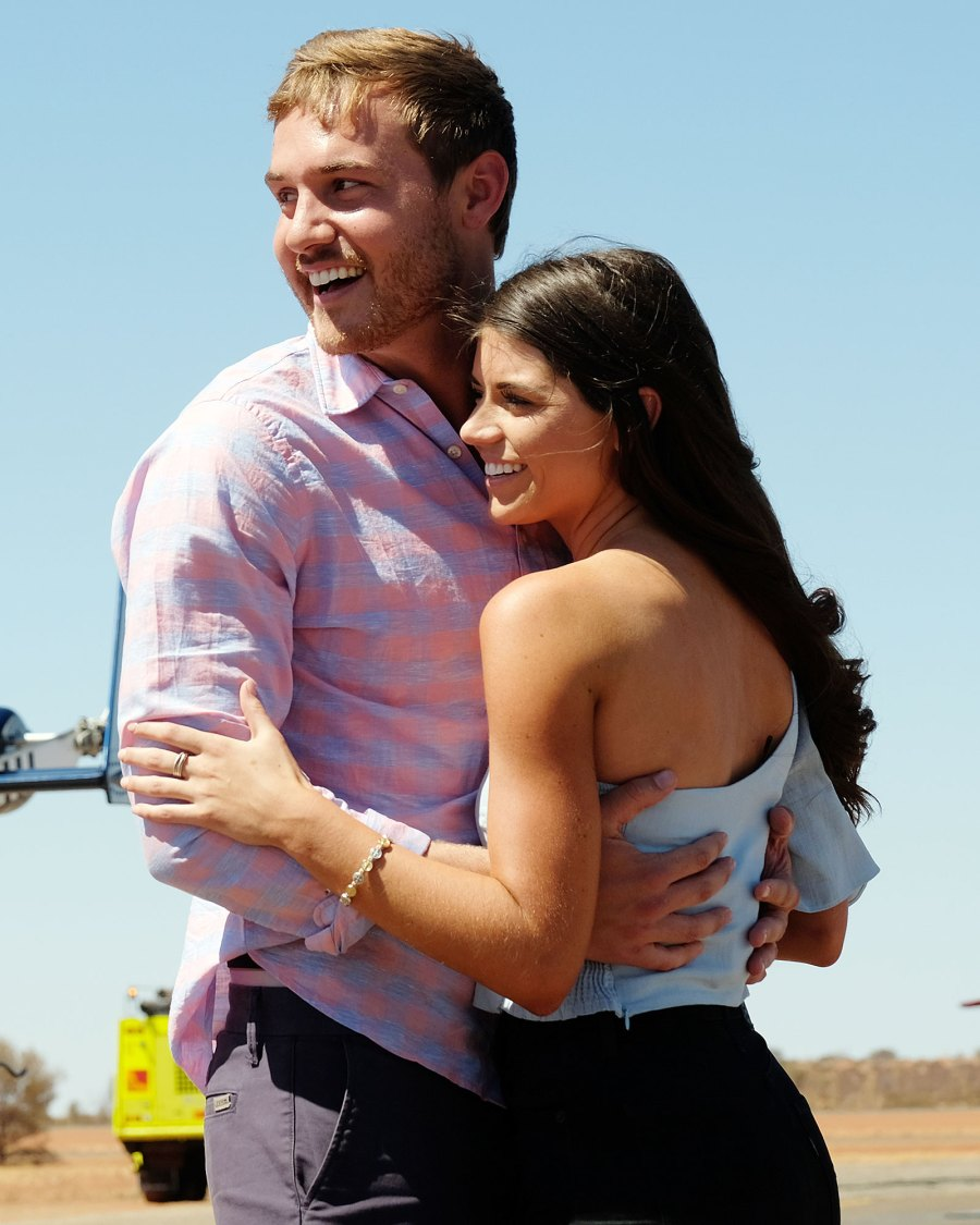 Peter Weber and Madison Prewett on The Bachelor Madison Prewett Tells All