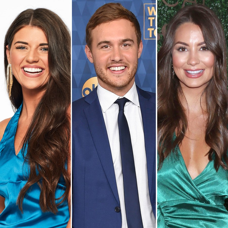 Madison Prewett Peter Weber and Kelley Flanagan All the Drama Between Peter Weber and His Bachelor Cast Since the Finale