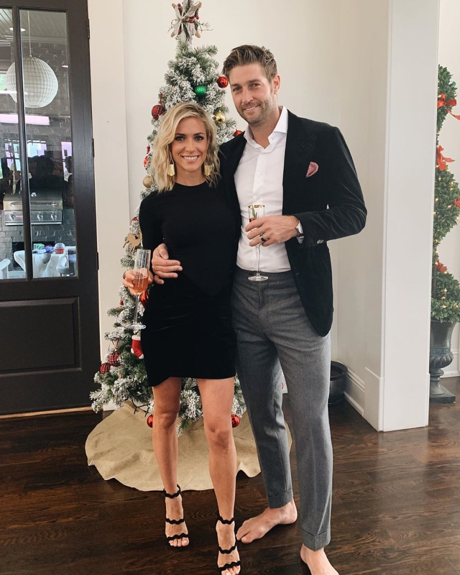 25 Kristin Cavallari and Jay Cutler December 2019