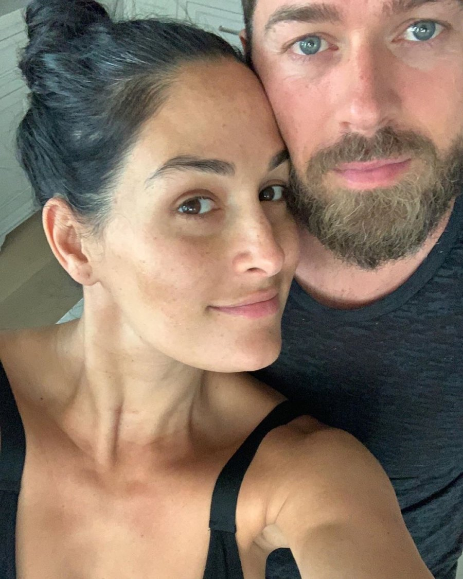 Nikki Bella Opens Up About Pregnancy Weight Gain, Excess Hair, Pigmentation, More