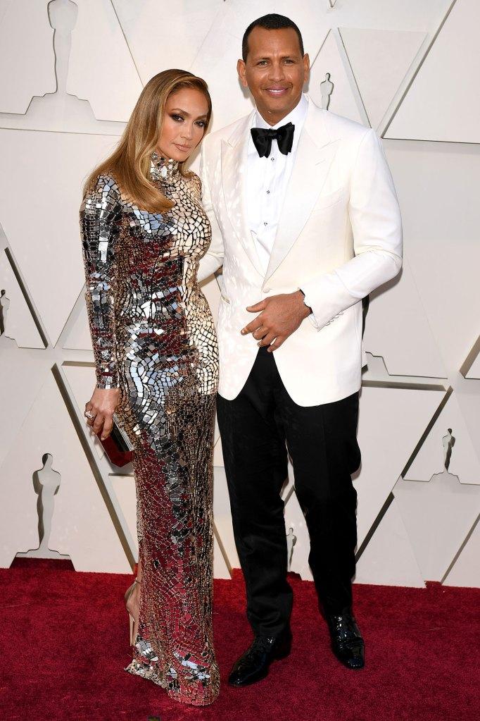Alex Rodriguez and Jennifer Lopez Staying Positive About Postponed Wedding