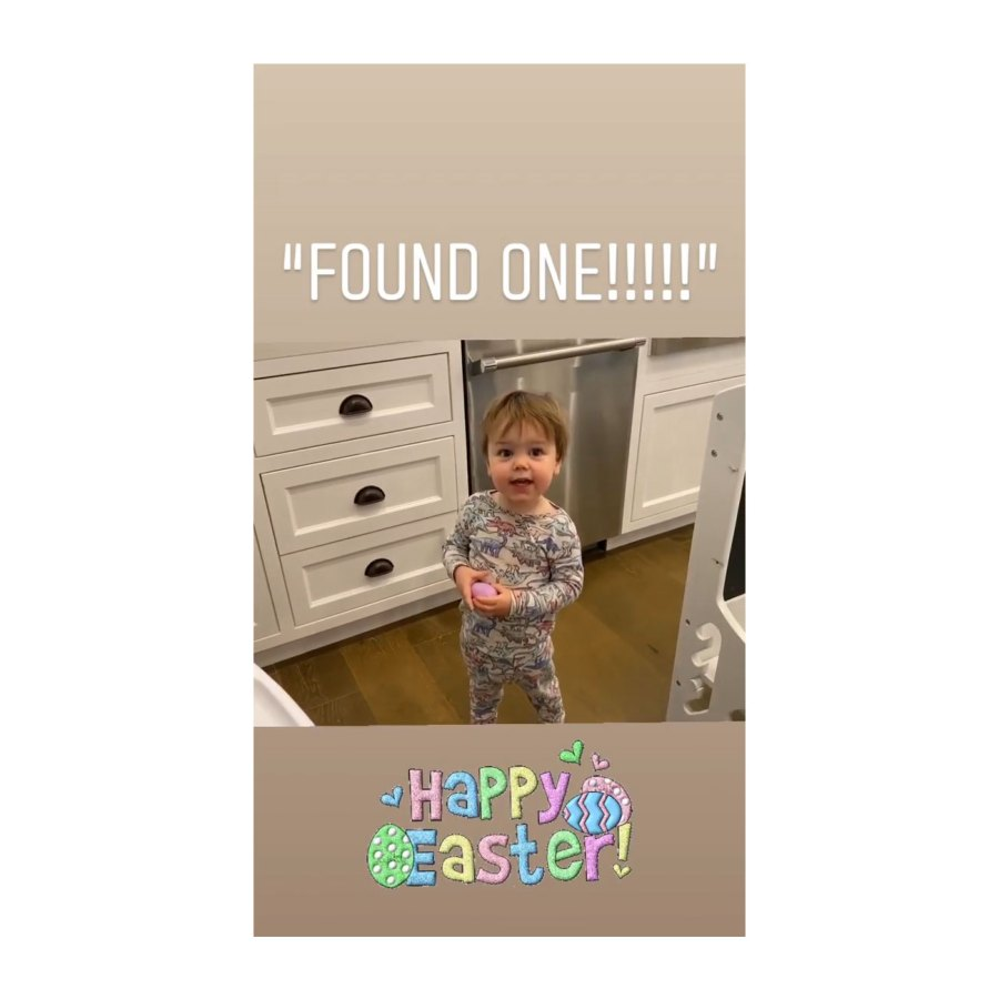 Ali Fedotowsky and Kevin Manno Ali Fedotowsky Instagram Easter Egg Hunt
