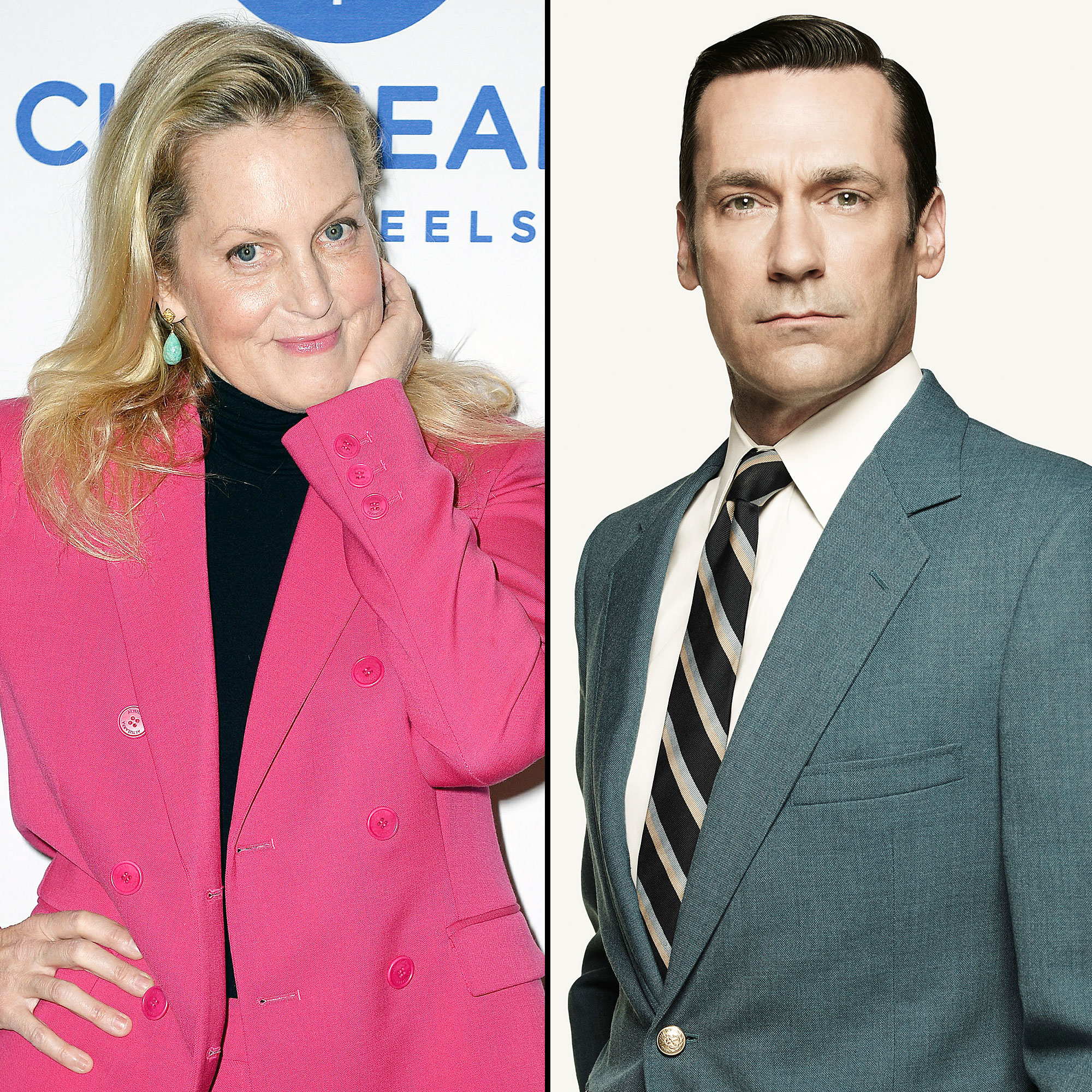 Ali Wentworth Actually Believed She Was Married to Jon Hamm After Binge-Watching Mad Men in Coronavirus Delirium