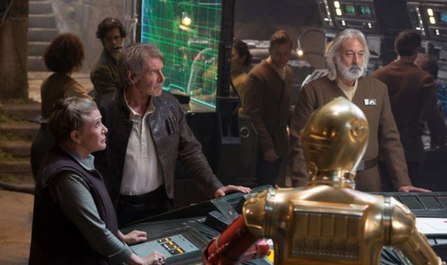 Andrew Jack Force Awakens Star Wars Dead