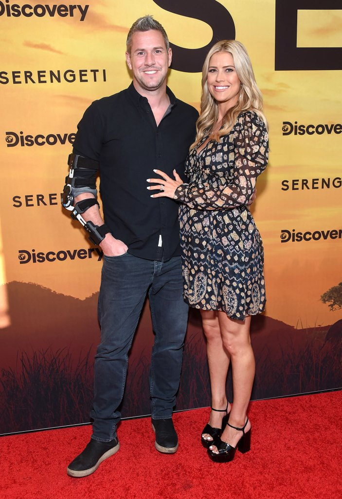 Ant Anstead and Christina Anstead Serengeti Calm Marriage