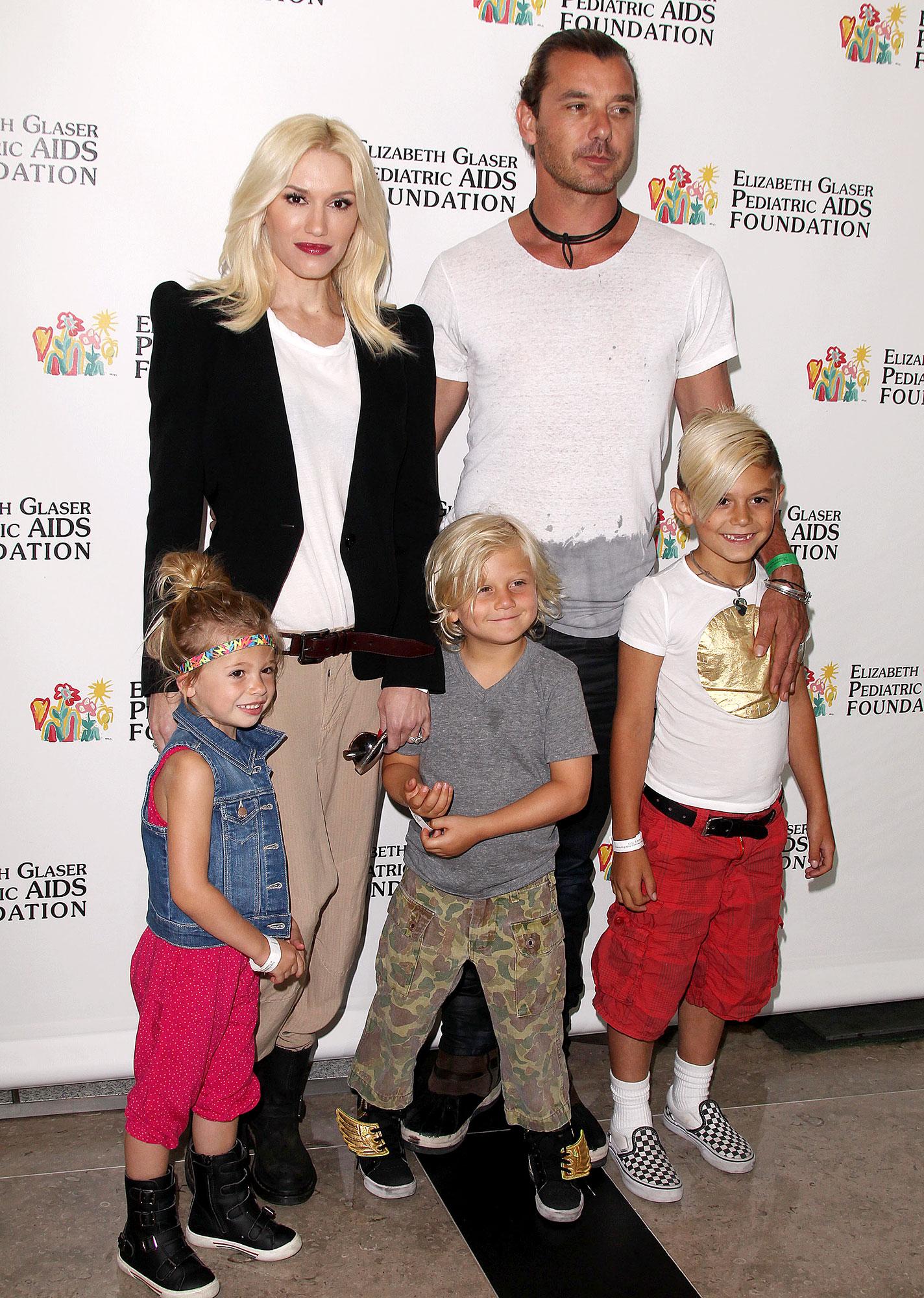 Gwen Stefani Gavin Rossdale S Quotes About Split ...