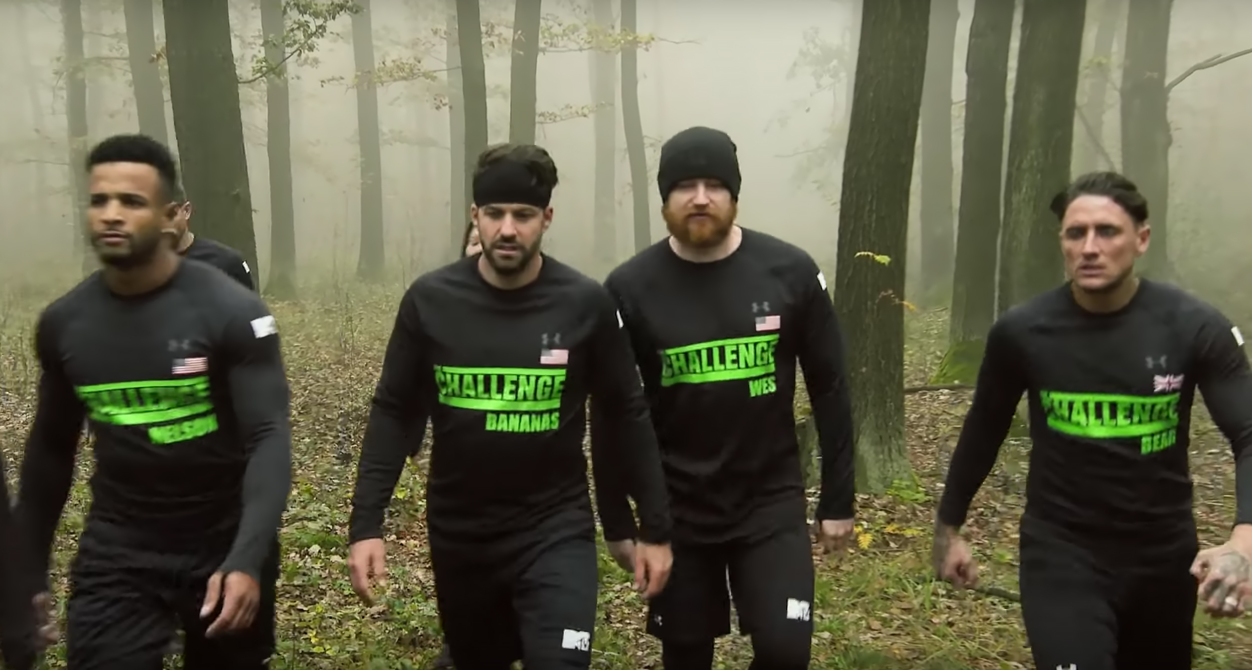 Are Wes and Johnny Bananas Teaming Up on The Challenge 35