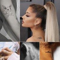 A Comprehensive Guide to Ariana Grande's Tattoos