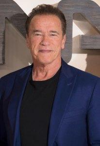 Arnold Schwarzenegger Llama T-Shirts