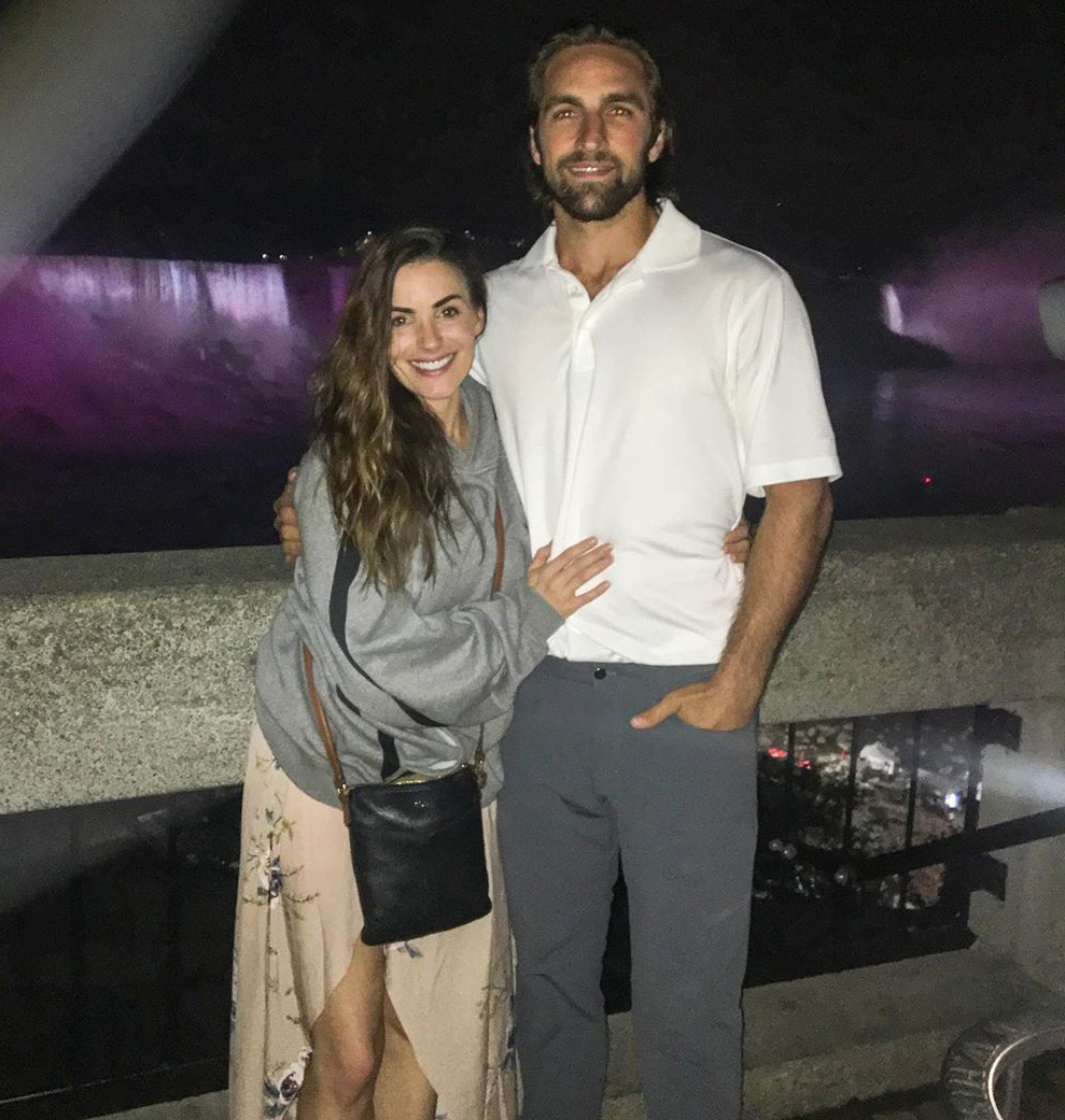 Bachelor Liz Sandoz Is Pregnant Expecting 1st Child With Husband Vito Presta Following Miscarriage