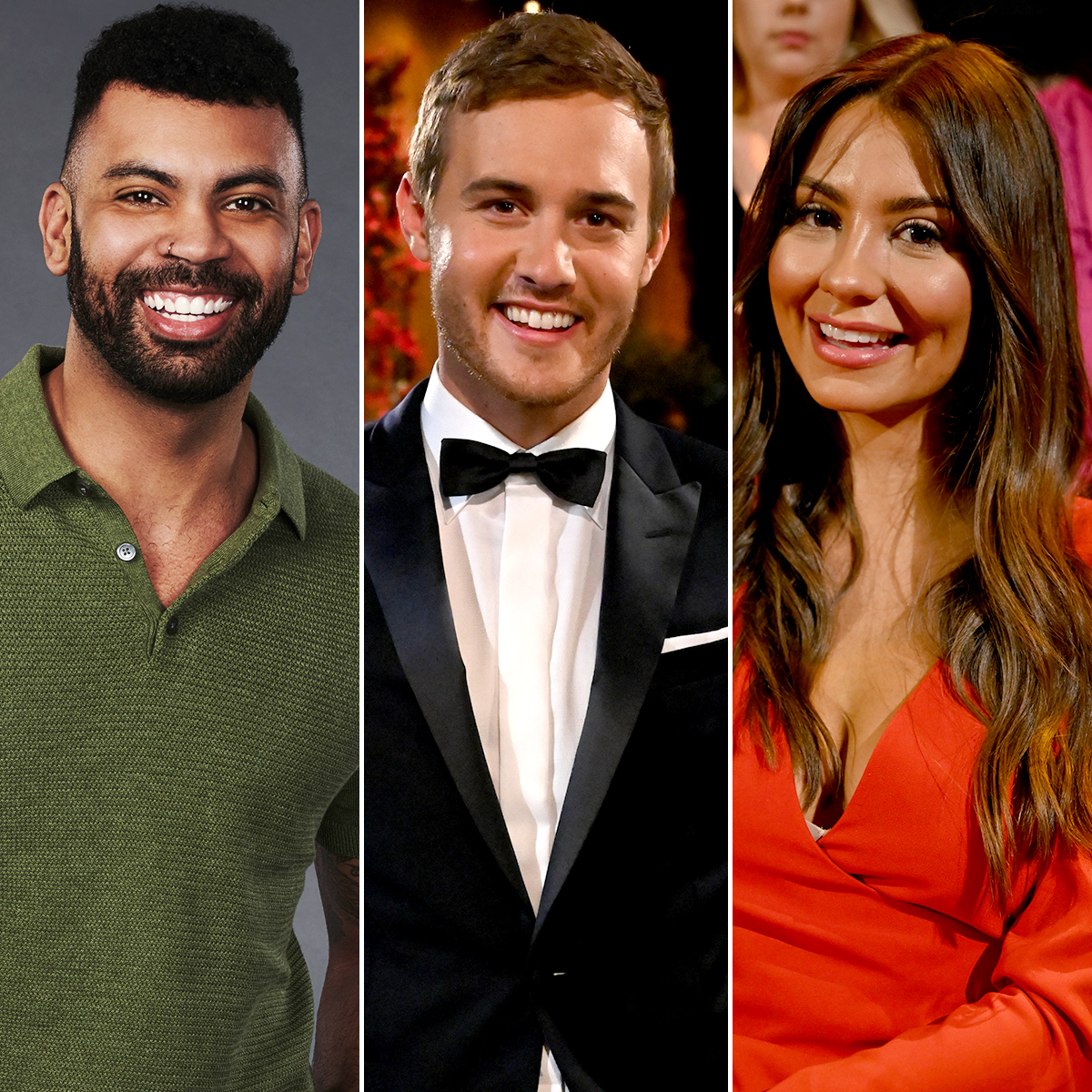 Bachelorette Dustin Kendrick Says Peter Weber and Kelley Flanagan Have Chemistry