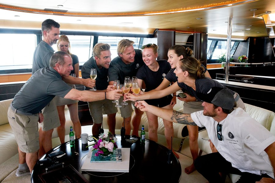 Below Deck Sailing Yacht What To Watch