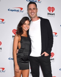 Ben Higgins and Jess Clarke Share Romantic Date Night at Parents' Homemade 'Benny and the Jess' Restaurant