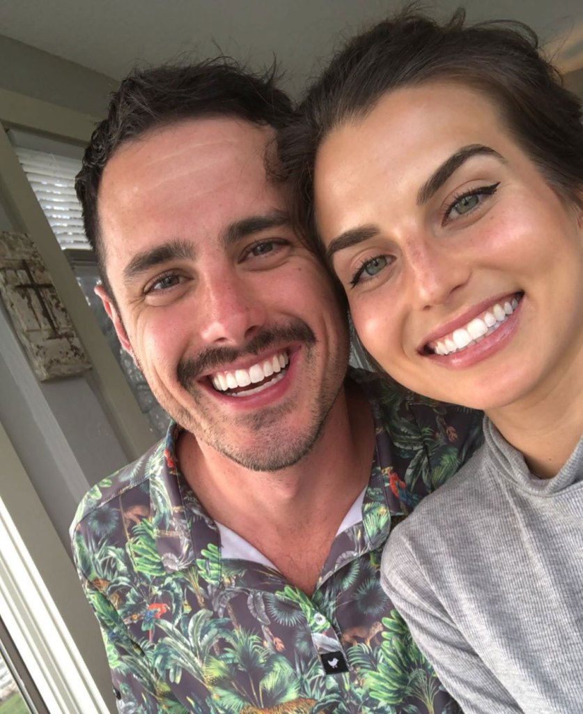 Ben Higgins is Excited About Waiting to Have Sex With Fiancee Jess Clarke Instagram