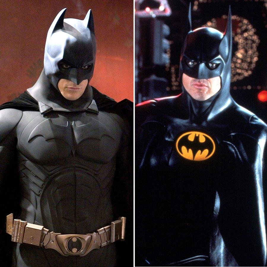 Christian Bale Michael Keaton Best Batman Film TV History