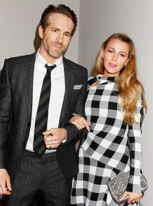 Blake Lively Jokes About Swiping Right Ryan Reynolds Trainer