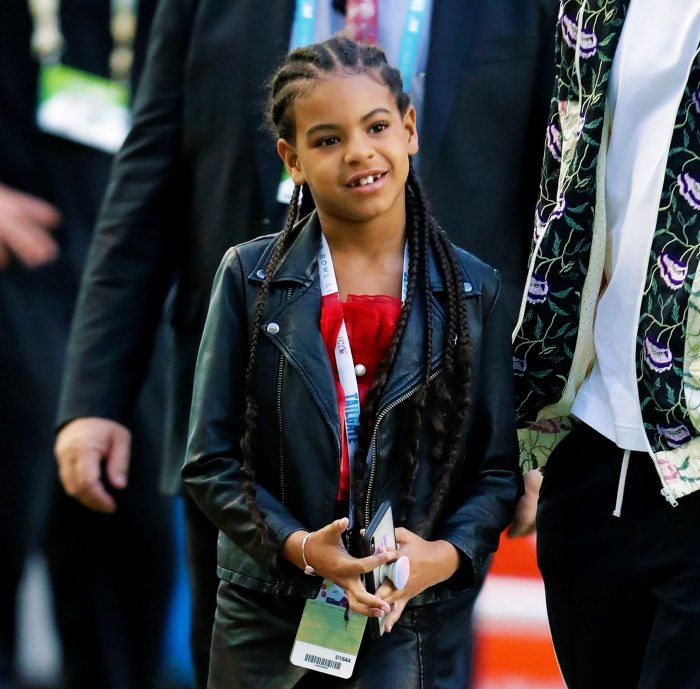 Blue Ivy Carter Does an Adorable PSA About Washing Your Hands