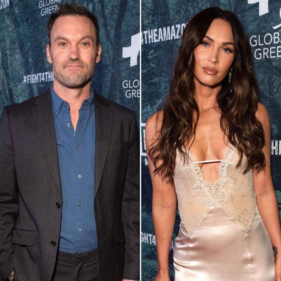 Brian Austin Green Continues to Ditch Ring Amid Megan Fox Split Rumors