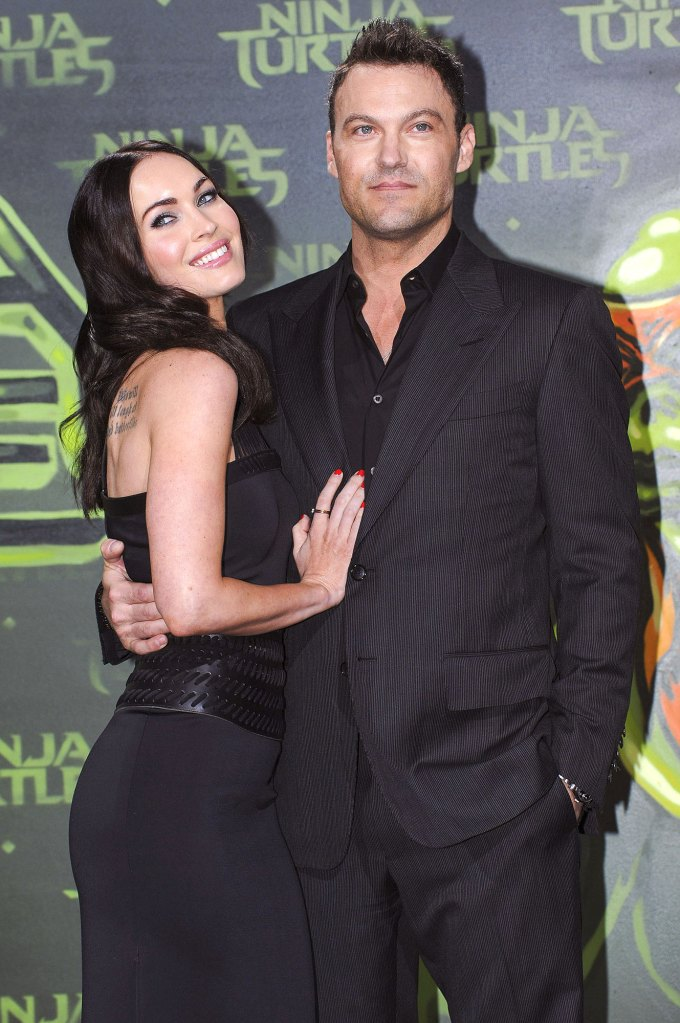 Brian Austin Green Continues to Ditch Ring Amid Megan Fox Split Rumors