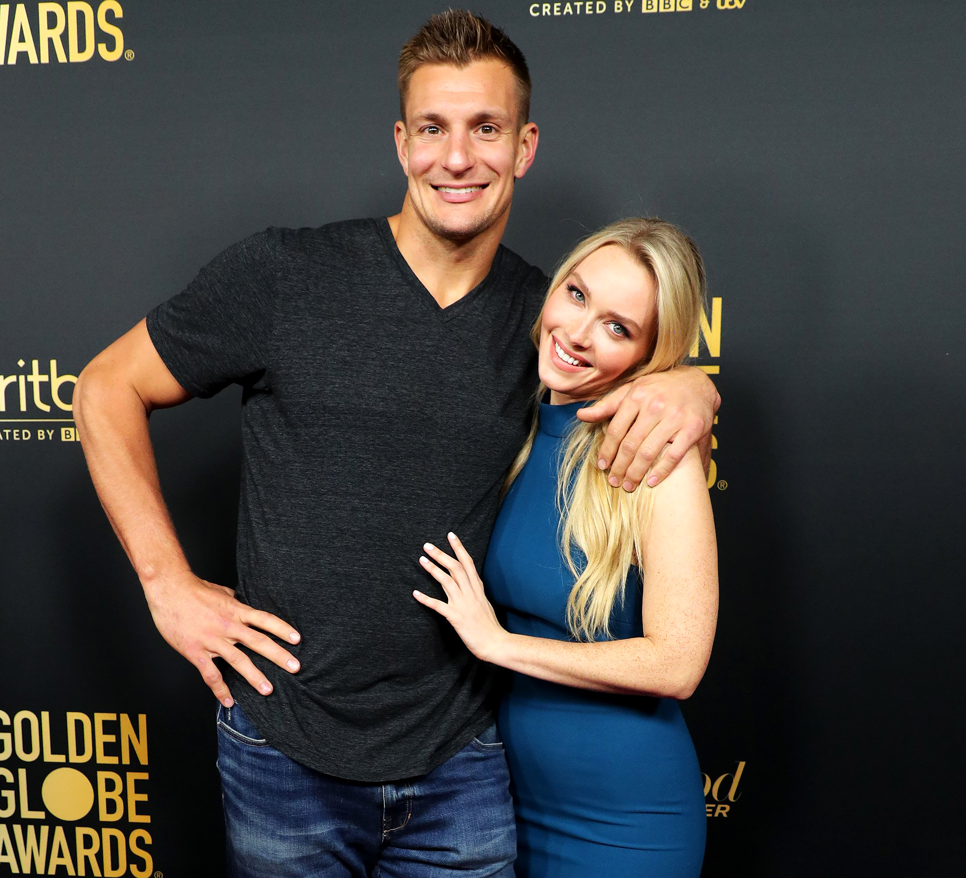 Camille Kostek Says Quarantine Has Brought Her and Rob Gronkowski Closer