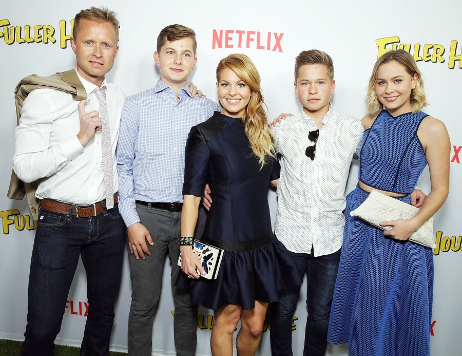 Candace Cameron Bure Gushes About Going From Empty Nest to Full House While Quarantining With Kids